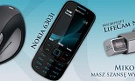 Konkurs - do wygrania produkty firmy Microsoft oraz Nokia