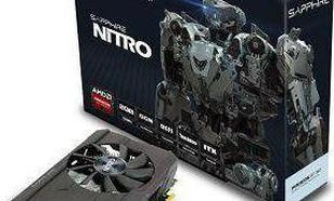 Sapphire Radeon R7 360 OC NITRO 2GB GDDR5 (128 Bit) HDMI/DVI/DP BULK (11243-05-10G)