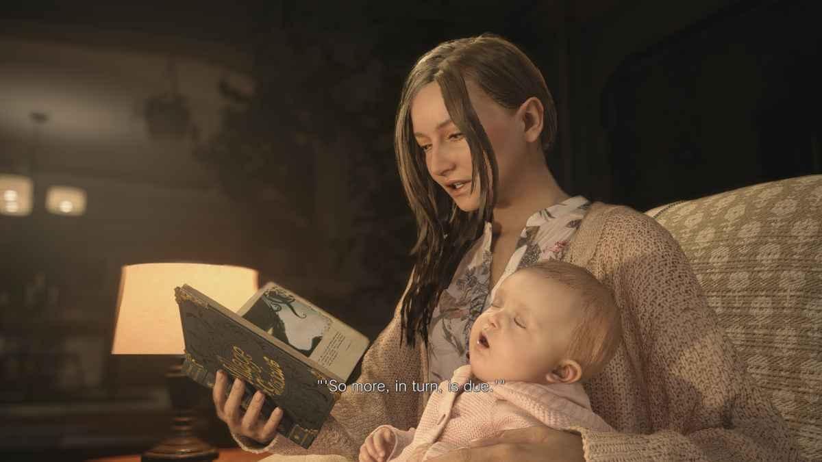 Resident Evil Village - Spokojne życie