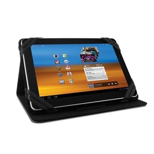 Puro Universal Booklet Case etui tablet 10 czarny