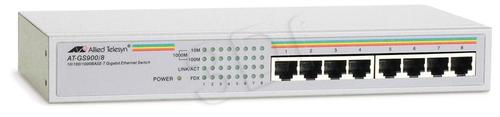 Allied Telesis (AT-GS900/8) 8x10/100/1000Mbps