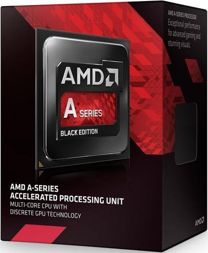 AMD APU A8-7650K 3.8GHz BOX (FM2+)