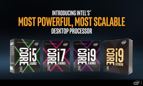 Nadchodzą Potężne Procesory od Intela - Seria Extreme