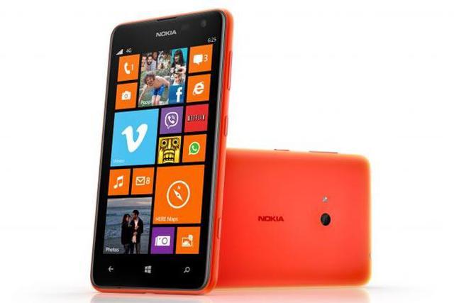 Nokia Lumia 625 fot2