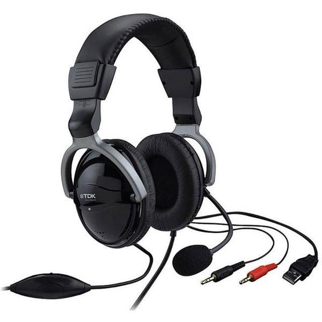 Słuchawki z wibracją dla graczy