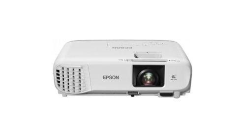Epson EB-2042 na białym tle