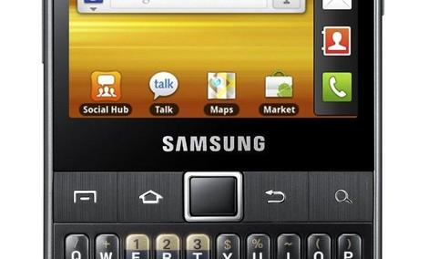 Samsung Galaxy Y Pro [TEST]