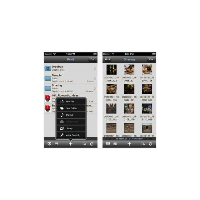 Wireless Drive Aplikacja dla Telefonów [PREZENTACJA]