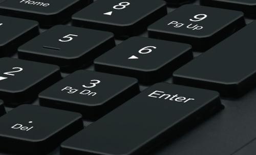 Logitech K280e Comfort Keyboard 920-005217 OEM