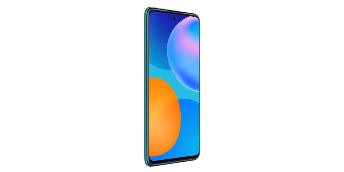 Huawei P Smart 2021 z przodu przypomina wiele tegorocznych propozycji
