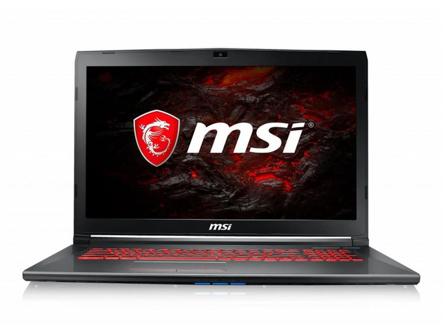 MSI GV72 8RE - front