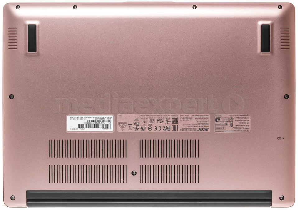 ACER Swift 3 (NX.GYQEP.001) i3-8130U 4GB 128GB SSD W10