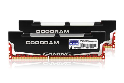GoodRam DDR3 LED 16GB/2133 (2*8GB) CL10-11-11-30