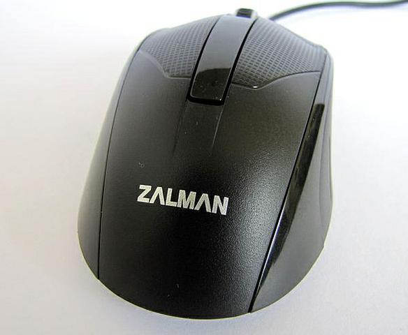 mysz tył Zalman M100