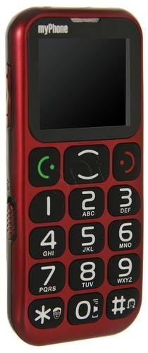 TELEFON myPhone 1045 SIMPLY + czerwony