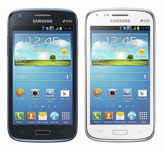 Samsung Galaxy Core fot1