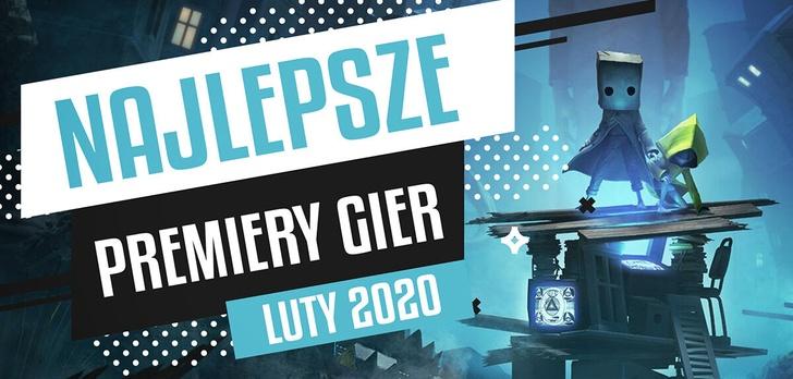 Najlepsze Premiery Gier Luty 2021 - Little Nightmares II, Lust from Beyond