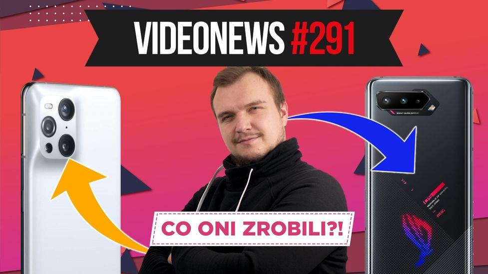 Niecodzienne smartfony, superkomputer na maksymalnych obrotach, NFT - VideoNews #291