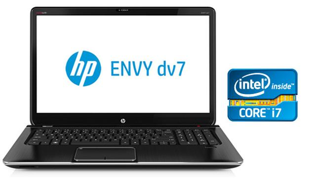 HP Envy Dv7 UNBOXING