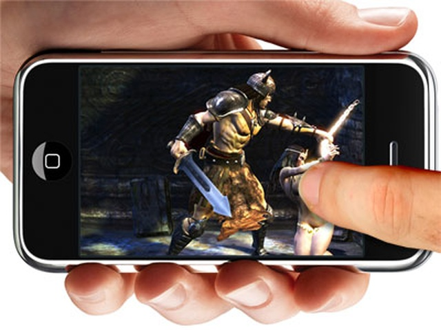 PORADA: Gry na iPhone 3GS