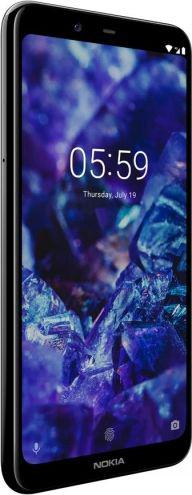 Nokia 5.1 PLUS czarna