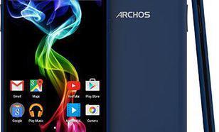 Archos 55 Platinum 8GB Niebieski (503034)