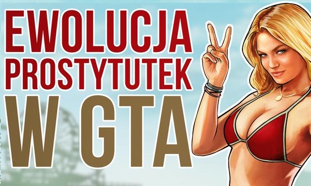 🔞 Ewolucja Prostytutek i Seksu w Serii GTA [+18]