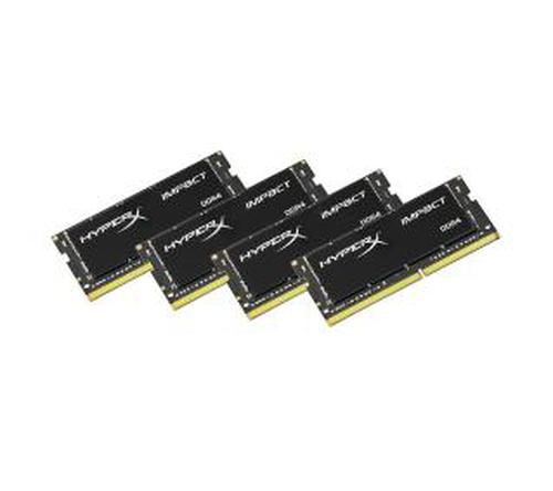 Kingston Impact SO-DIMM DDR4 16GB (4 x 4GB) 2133 CL14