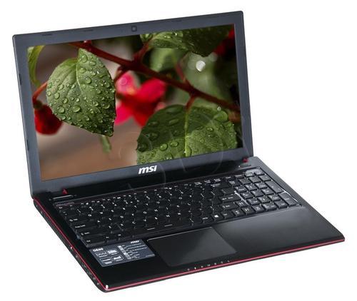 """MSI GE60 2PE (Apache Pro) 861XPL i5-4210H 8GB 15,6"""" FullHD 1TB GTX860M (2GB) BSY"""