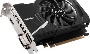 MSI VGA MSI GT 1030 AERO ITX 2GD4 OC 2GB GDDR5 64bit DVI+HDMI PCIe3.0 (GeForce GT 1030 AERO ITX 2GD4 OC)