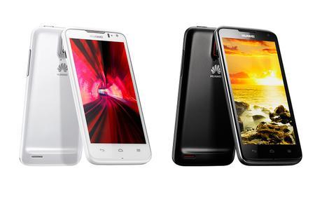 HUAWEI prezentuje najszybszy smartfon świata:  Ascend D Quad