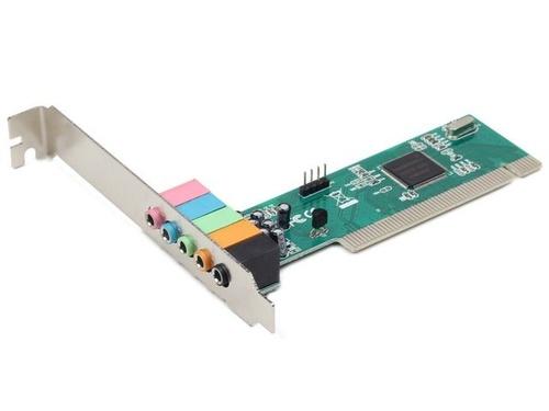 GEMBIRD Karta muzyczna PCI 6 kanałów SC-5.1-3