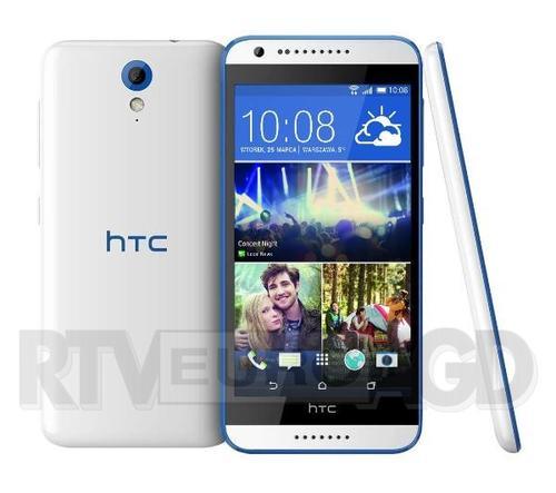 HTC Desire 620G (biały)