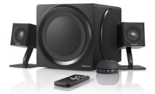 Creative T4 Wireless - Głośniki Nie z Tej Ziemi