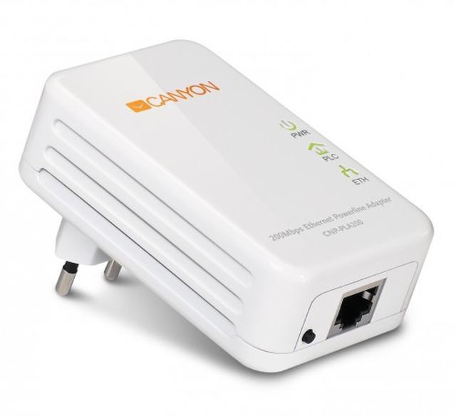 Canyon Ethernet powerline Adapter – sieć nowych możliwości