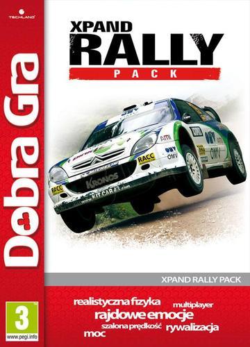 DG Xpand Rally Pack: Xpand Rally + Xpand Rally Xtreme