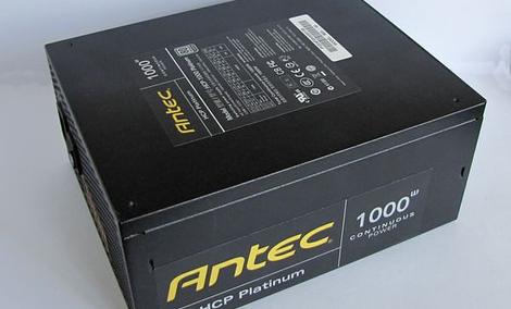 [TEST] Antec HCP 1000W Platinum