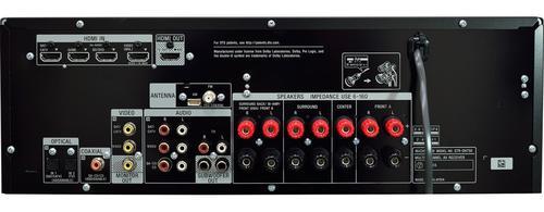 Sony AV STR-DH750