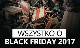 Black Friday 2017 - Największe Promocje w Roku