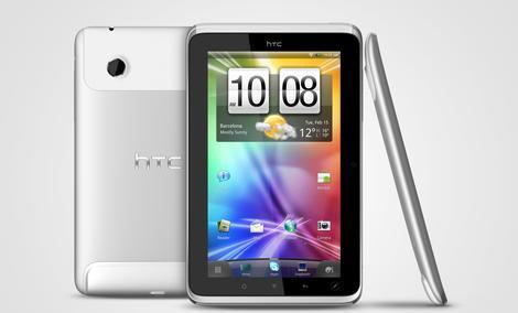 HTC FLYER pierwszy tablet z HTC Sense już w sklepach