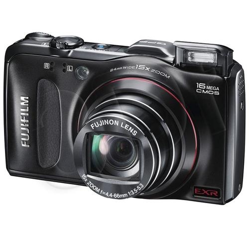 FUJI FinePix F550 (CZARNY)