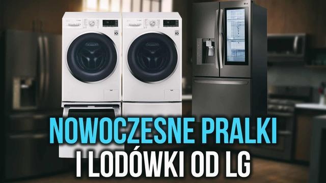 IFA 2017 - LG Prezentuje Nowoczesne Pralki i Lodówki!