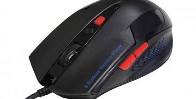 Precyzja dla graczy za niewielką kwotę - myszka ART AM-86