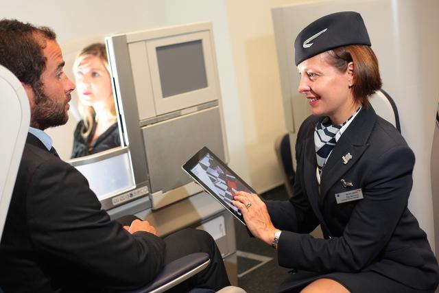 iPady na pokładach samolotów British Airways