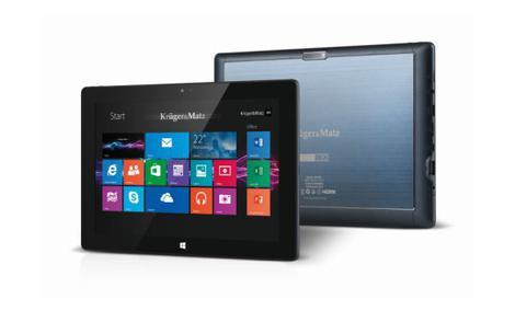 Funkcjonalny Tablet z Windowsem od Kruger&Matz