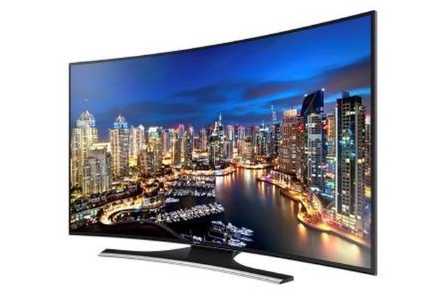 Kolejne Zakrzywione Telewizory UHD Od Samsunga