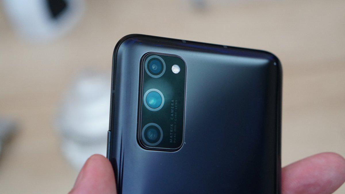 Honor View 30 Pro oferuje trzy aparaty z tyłu