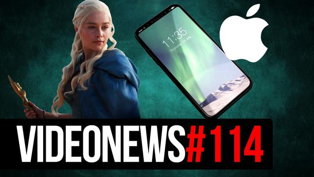 HBO Za Darmo, Nowy iPhone 8, Koniec Painta - VIDEONEWS #114
