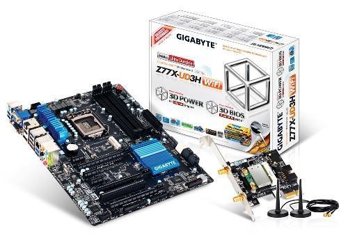 Gigabyte GA-Z77X-UD3H-WB WIFI