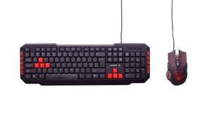 Hykker Gaming Master FX - Zestaw klawiatura i mysz dostępny w Biedronce!